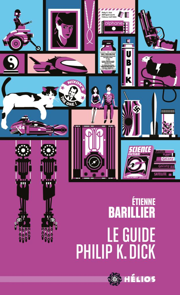 Étienne Barillier Guide Philip K. Dick